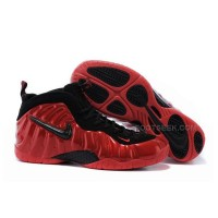 Buy Cheap Nike Air Foamposite Pro Gym Red And Black Online Discount