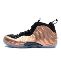 "Nike Air Foamposite One ""Dirty Copper"" Black/Metallic Copper For Sale Discount"