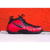 "Nike Air Foamposite Pro ""University Red"" University Red/Black-Black 624041-604"