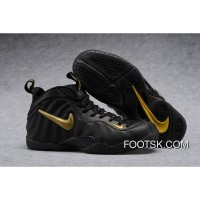 "New Nike Air Foamposite Pro ""Black Gold""- Releasing For Sale CZbDR"