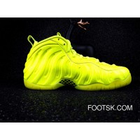 2014 Nike Air Foamposite Pro Volt -Volt /Black Cheap To Buy MQ4SY