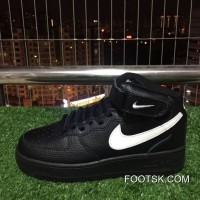 Nike Air Force 1 Mid 07 Af1 One Men Top Sneakers 315123-043 New Style