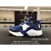 df367dfcebc9a Online Nike Air Huarache City Low 5 Running Shoes AH6804-400
