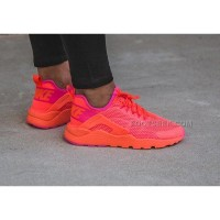 2016 Nike Air Huarache Run Ultra BR Red 36-44