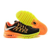 Nike Air Max 2015 Black – Hyper Orange – Volt