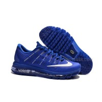 Nike Air Max 2016 Running Shoes Deep Royal Blue White