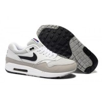 Nike Air Max 87 2013 Mens Shoes White Grey