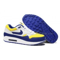 Nike Air Max 87 2013 Mens Shoes White Blue