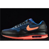 Nike Air Max 87 Lunar1 Mens Running Shoes Black Orange Blue Red Sneakers