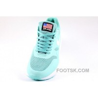 Nike Air Max 87 1 American Flag Women Sky Blue Discount