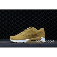 881105-200 Nike Air Max 90 Wheat Free Shipping