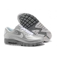 Air Max 90 Current VT LSR Womens Shoes White Sliver