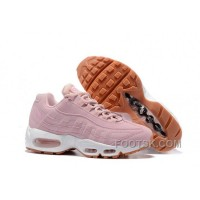 Nike Air Max 95 2017 Spring Pink Women New Style