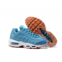 Nike Air Max 95 2017 Spring New Blue Women Online