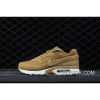 Nike Air Max BW Wheat 881981-200 Top Deals