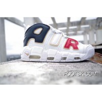 Nike Air More Uptempo '96 X White Red New Style