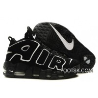"Nike Air More Uptempo OG ""Black/White"" Online"