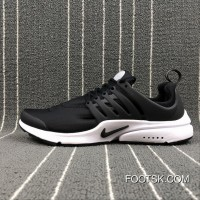 Nike Air Presto 848187-009 Black Lastest