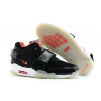 Nike Air Trainer Cruz Black/Crimson New Releases