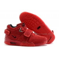 Nike Air Trainer Cruz Red/Black New Releases