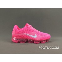 NIKE AIR VAPORMAX FLYKNIT 2018 Pink New Style