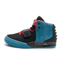 "Christmas Deals Nike Air Yeezy 2 ""South Beach"" Glow In The Dark Sole"
