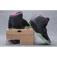 New Style NIKE AIR YEEZY 2 NRG Black Pink 508214-006