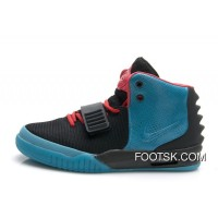 "Best Nike Air Yeezy 2 ""South Beach"" Glow In The Dark Sole"