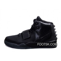 "Nike Air Yeezy 2 ""Blackout"" New Release"