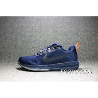 Online 39-45 Sku 907324-400 Nike Air Zoom Structure 21 Lunarepic Shield