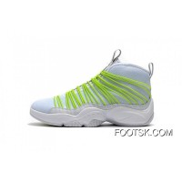 Nike Zoom Cabos Gary Payton White And Green Copuon Code SEWmAF