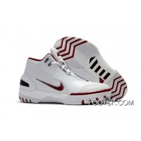 Nike Air Zoom Generation Retro White Wind Red Top Deals Xj7Ws7