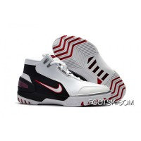 Nike Air Zoom Generation Lebron 1 White Black And Red For Sale IdkYeGn