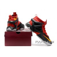 Nike Ambsador8 LeBron James 8 Black Red Glod Cheap To Buy