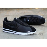 Nike Classic Cortez X LIBERTY Solid Black Online