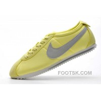 Nike Cortez 2 Oxford Cloth Women Shoes Green Grey Top Deals