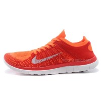 Cheap Men Nike Free 4.0 Flyknit Running Shoe 304