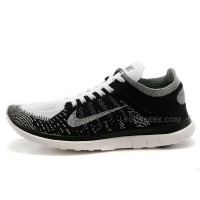 Cheap Men Nike Free 4.0 Flyknit Running Shoe 302