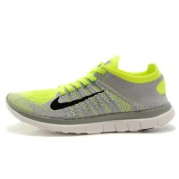 Cheap Men Nike Free 4.0 Flyknit Running Shoe 305