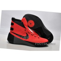 Free Shipping Nike Hyperdunk 2015 Womens Red Black EFWyP