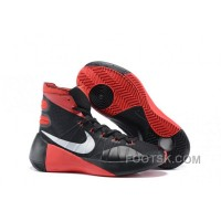Nike 2015 Hyperdunk Black Red For Sale 5hwcE