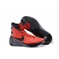 Nike 2015 Hyperdunk Bright Crimson Authentic TRs6Sek