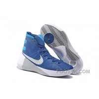 Nike 2015 Hyperdunk Dark Blue Silver Cheap To Buy IieMwJB