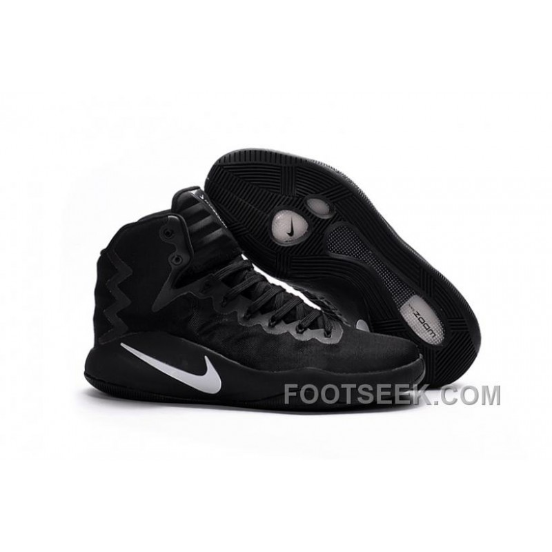 sale retailer 4e158 046d9 USD  89.00  311.50. Nike Hyperdunk 2016 All Black ...