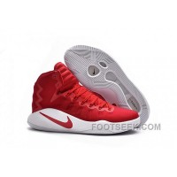 Nike Hyperdunk 2016 Red White Discount
