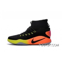 Nike Hyperdunk 2016 Unlimited Black/Black-Pink Blast-Volt-tal Orange Cheap To Buy JhfM2i