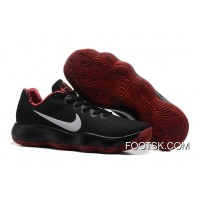 Nike Hyperdunk Low EP Black Red White Best BeScGP