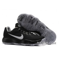 "New Nike Hyperdunk Low EP ""BHM"" Black White Lastest 7MYdNw"