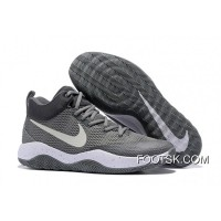 "Nike Hyperrev ""Grey/White"" On Sale New Style"