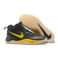 "Nike Hyperrev ""Black/Yellow"" On Sale Lastest"